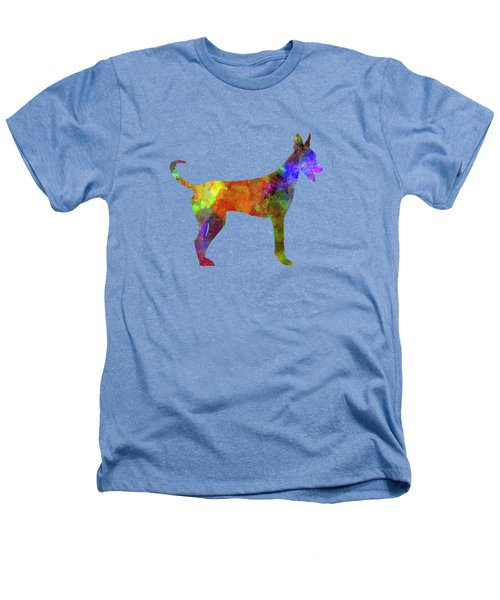 Canarian Warren Hound In Watercolor Heathers T-Shirt by Pablo Romero