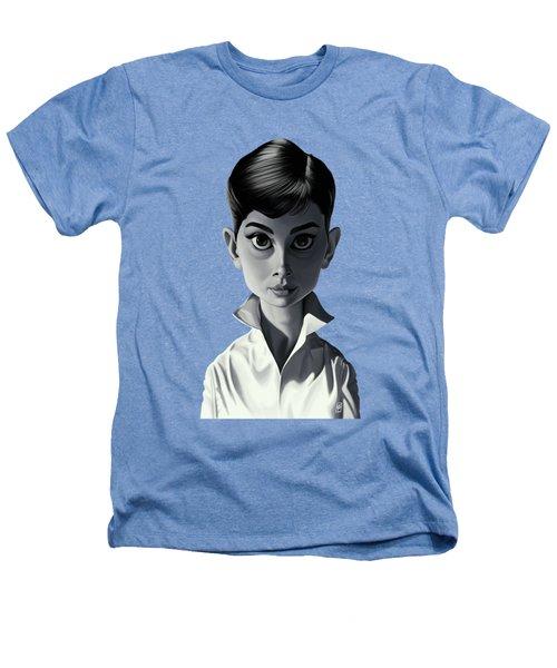 Celebrity Sunday - Audrey Hepburn Heathers T-Shirt