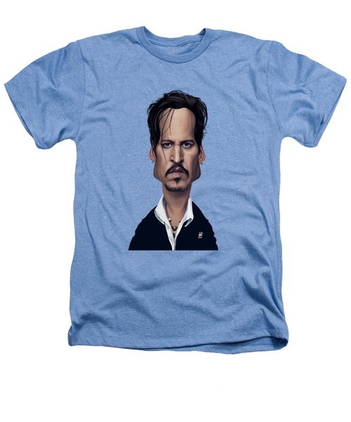 Celebrity Sunday - Johnny Depp Heathers T-Shirt