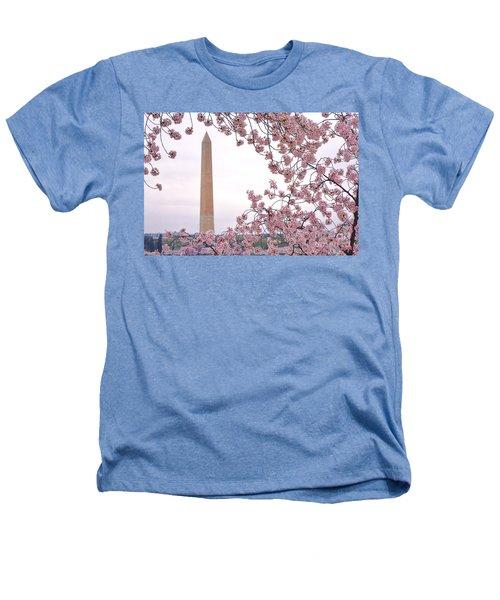Cherry Washington Heathers T-Shirt