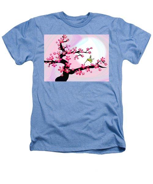 Cherry Tree Heathers T-Shirt