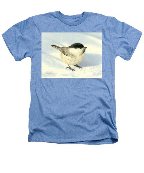 Chilly Chickadee Heathers T-Shirt