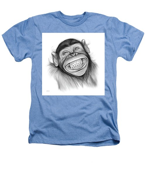 Chimpanzee Heathers T-Shirt