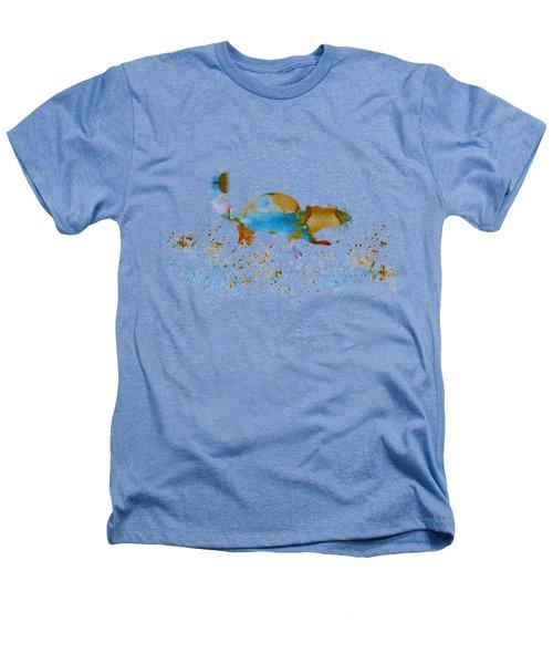Chipmunk Heathers T-Shirt by Mordax Furittus