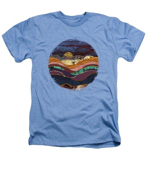 Color Fields Heathers T-Shirt by Katherine Smit