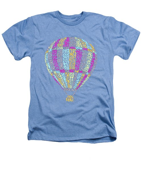 Colorful Baloon Heathers T-Shirt