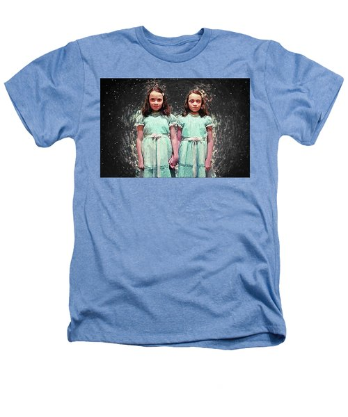 Come Play With Us - The Shining Twins Heathers T-Shirt
