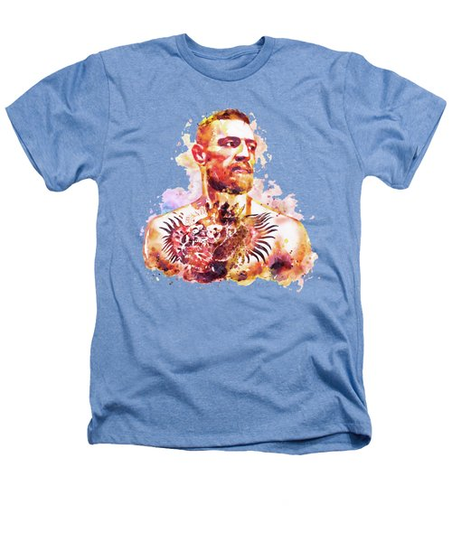 Conor Mcgregor Heathers T-Shirt by Marian Voicu