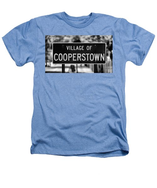 Cooperstown Heathers T-Shirt