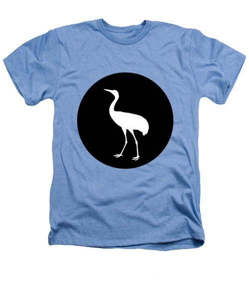 Crane Heathers T-Shirt by Mordax Furittus