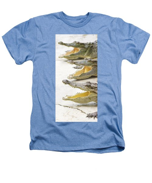 Crocodile Choir Heathers T-Shirt