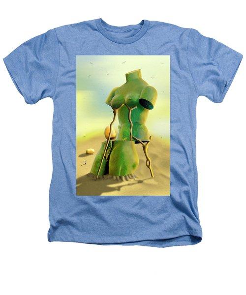 Crutches 2 Heathers T-Shirt