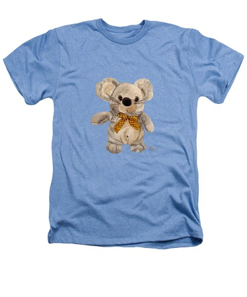 Cuddly Mouse Heathers T-Shirt
