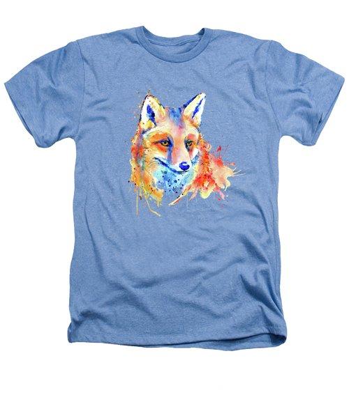 Cute Foxy Lady Heathers T-Shirt
