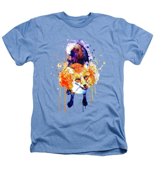 Cute Happy Fox Heathers T-Shirt