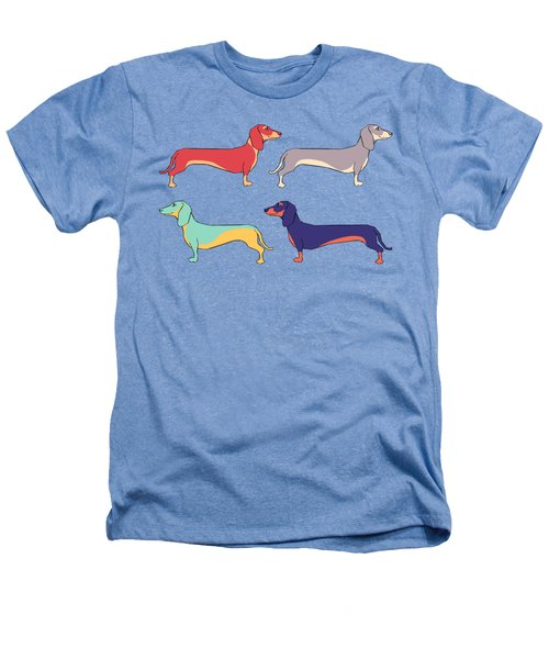 Dachshunds Heathers T-Shirt