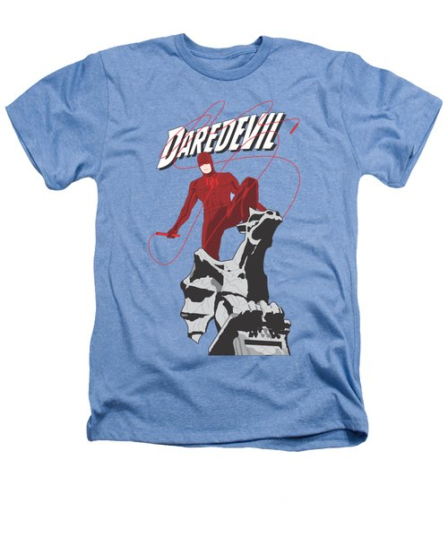 Daredevil Heathers T-Shirt by Troy Arthur Graphics