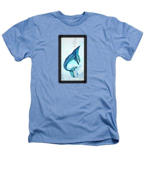Deep Blue Heathers T-Shirt