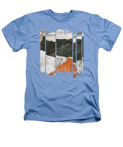 Desert Snow Heathers T-Shirt