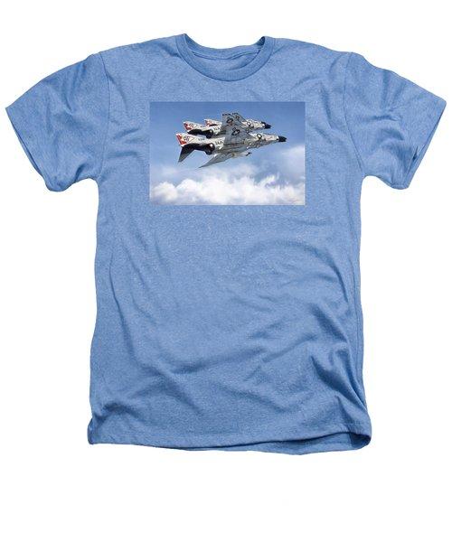 Diamonback Echelon Heathers T-Shirt by Peter Chilelli