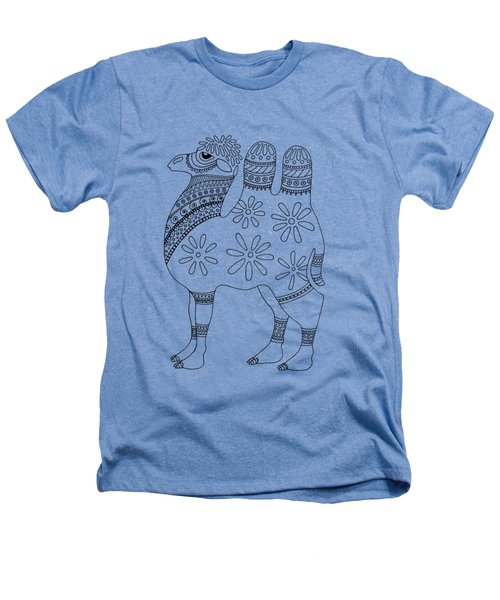 Difficult Camel Heathers T-Shirt