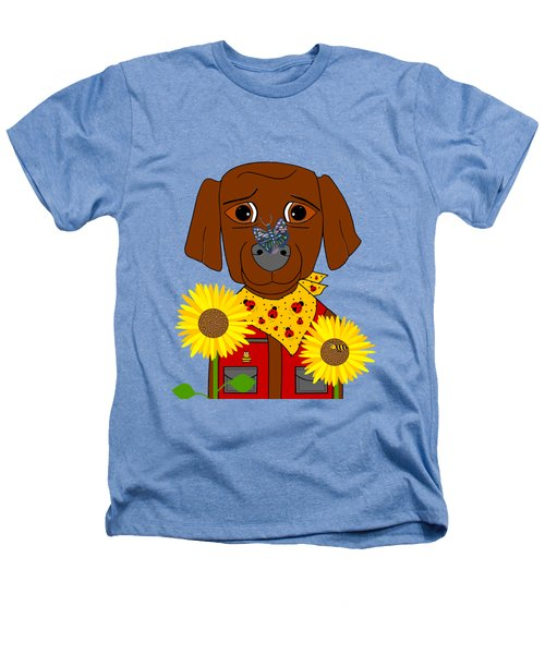 Dog Nature Lover Heathers T-Shirt