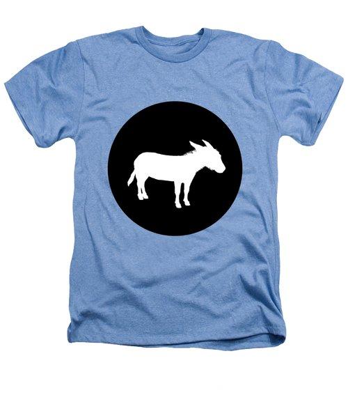 Donkey Heathers T-Shirt by Mordax Furittus