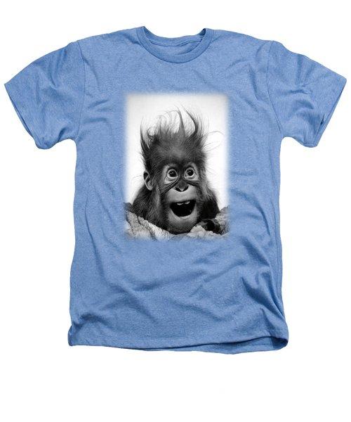 Don't Panic Heathers T-Shirt by Miro Gradinscak