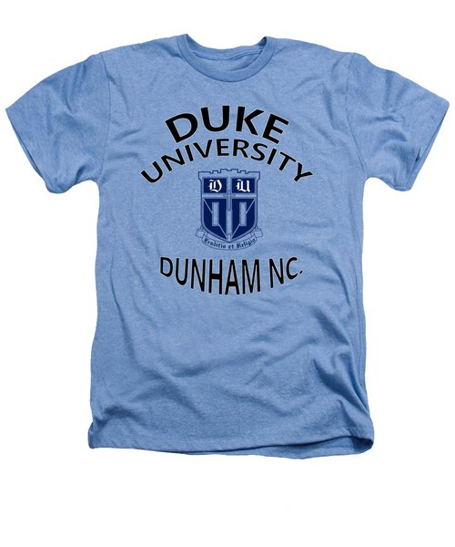Duke University Dunham N C  Heathers T-Shirt