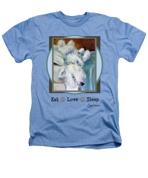 Eat Love Sleep Heathers T-Shirt