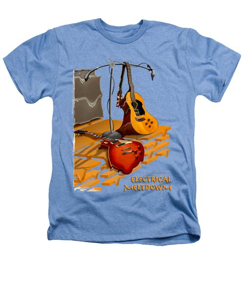 Electrical Meltdown Se Heathers T-Shirt