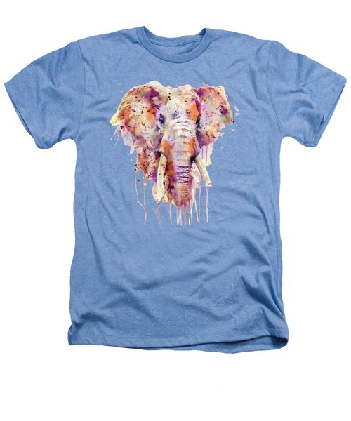Elephant  Heathers T-Shirt by Marian Voicu