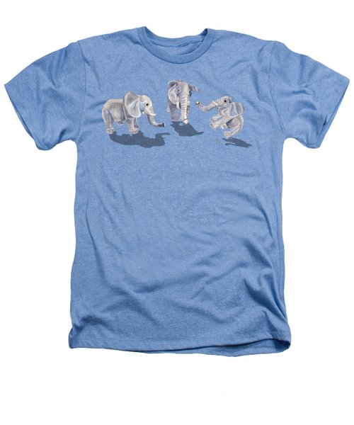 Elephants Heathers T-Shirt