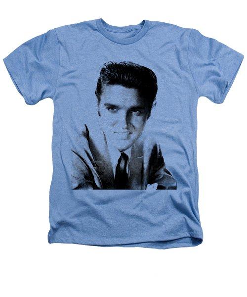 Elvis Dots Variant #01 Heathers T-Shirt