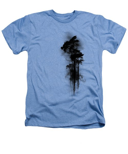 Enchanted Forest Heathers T-Shirt by Nicklas Gustafsson