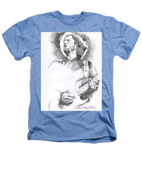 Eric Clapton Sustains Heathers T-Shirt