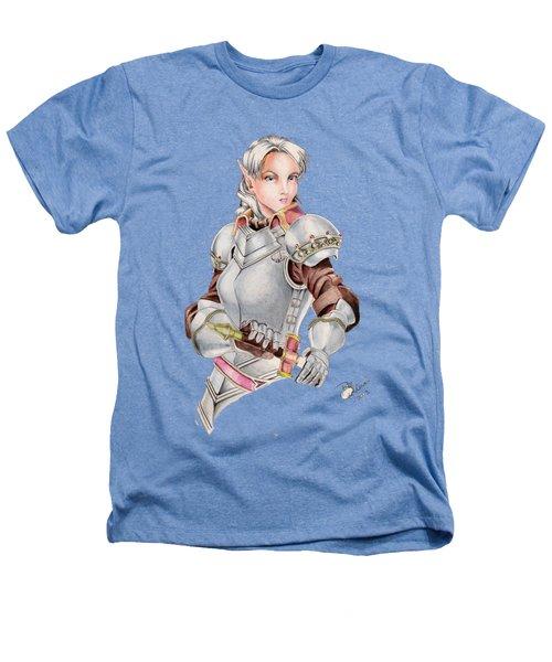 Female Elf Heathers T-Shirt
