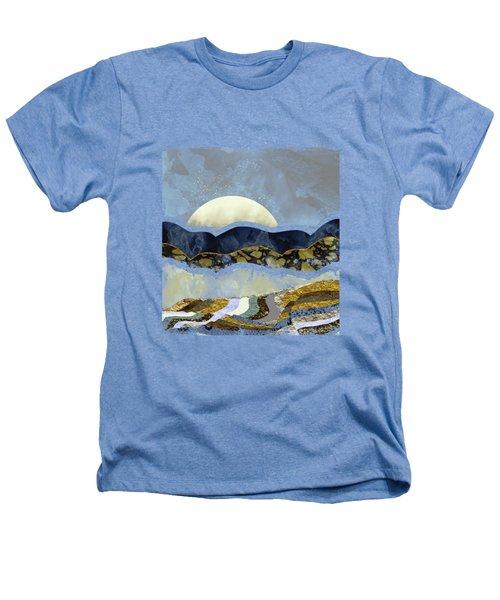 Firefly Sky Heathers T-Shirt by Katherine Smit