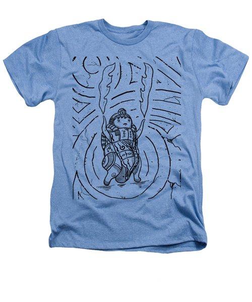 Firestarter Heathers T-Shirt by Sotuland Art
