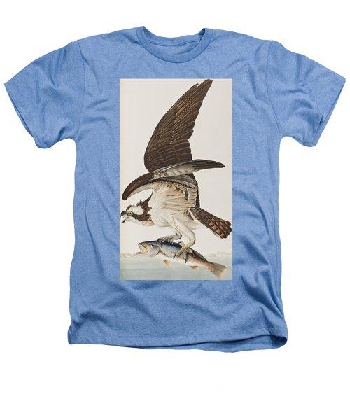 Fish Hawk Or Osprey Heathers T-Shirt