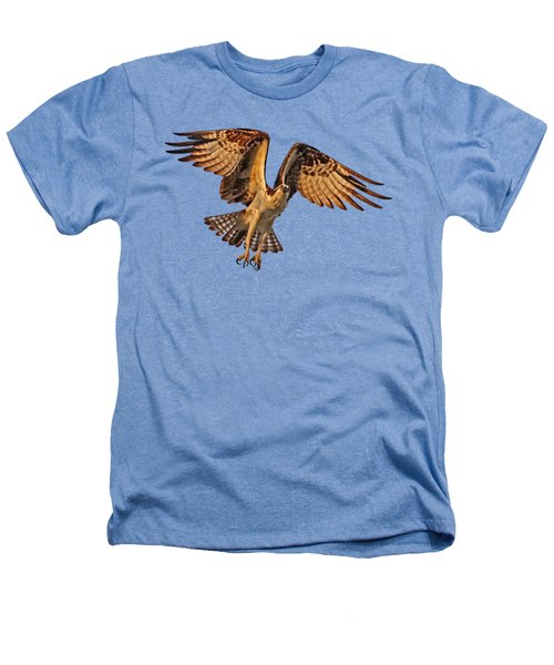 Flight Of The Osprey Heathers T-Shirt