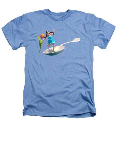 Flower Girl Heathers T-Shirt