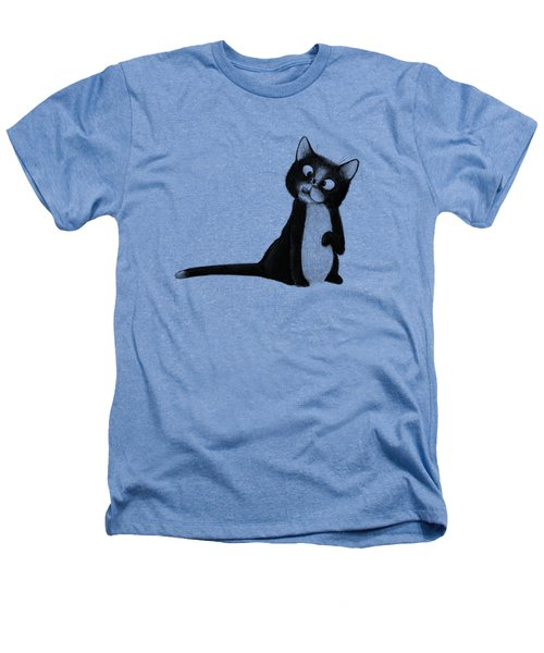 Fly On Cat Heathers T-Shirt