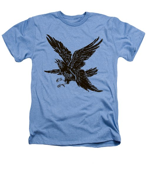 Four Wings Heathers T-Shirt