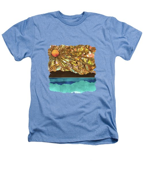 Fractured Sky Heathers T-Shirt