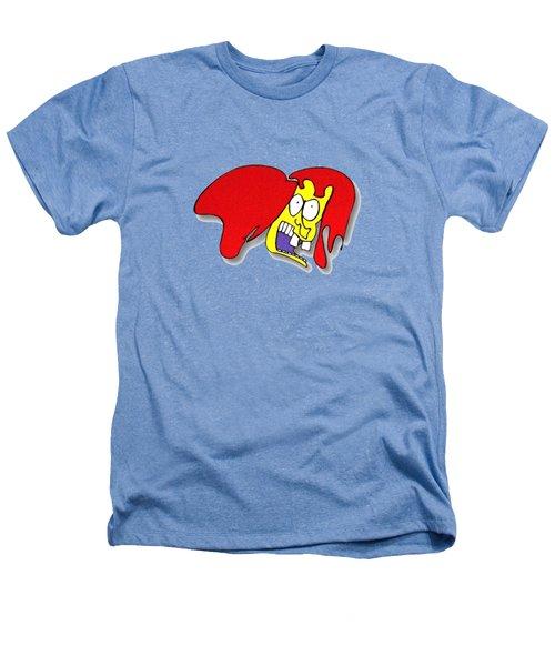 Fu Party People - Peep 002 Heathers T-Shirt by Dar Freeland
