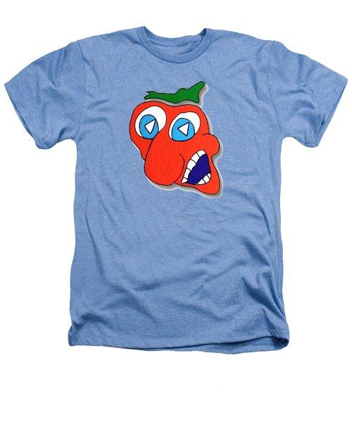 Fu Party People - Peep 013 Heathers T-Shirt by Dar Freeland