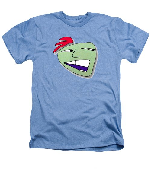 Fu Party People - Peep 019 Heathers T-Shirt by Dar Freeland