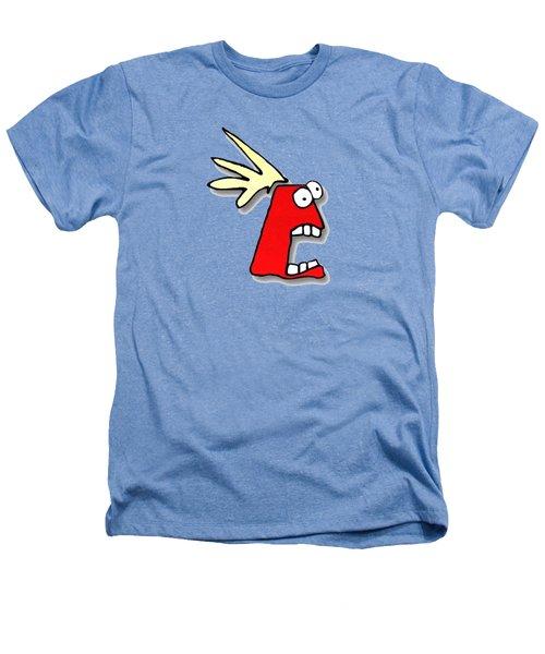 Fu Party People - Peep 023 Heathers T-Shirt by Dar Freeland