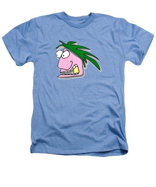 Fu Party People - Peep 114 Heathers T-Shirt by Dar Freeland